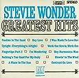 Stevie Wonder Stevie Wonder Greatest Hits Amazon Com