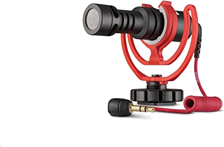 Rode Videomicro Kompakt On Camera Microphone Sortierte Farben Musikinstrumente