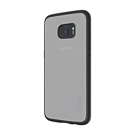 more photos 2f188 39c96 Incipio Carrying Case for Samsung Galaxy S7 Edge - Retail Packaging -  Frost/Black
