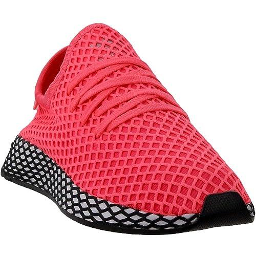 nowe przyloty 100% wysokiej jakości buty do biegania adidas Originals Deerupt Runner Shoe - Junior's Casual
