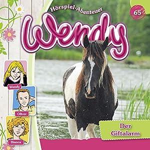 Der Giftalarm (Wendy 65) Hörspiel