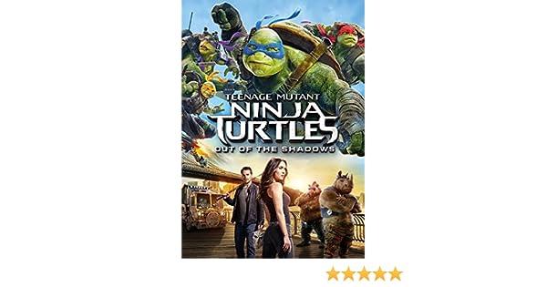 Teenage Mutant Ninja Turtles: Out Of The Shadows Edizione ...