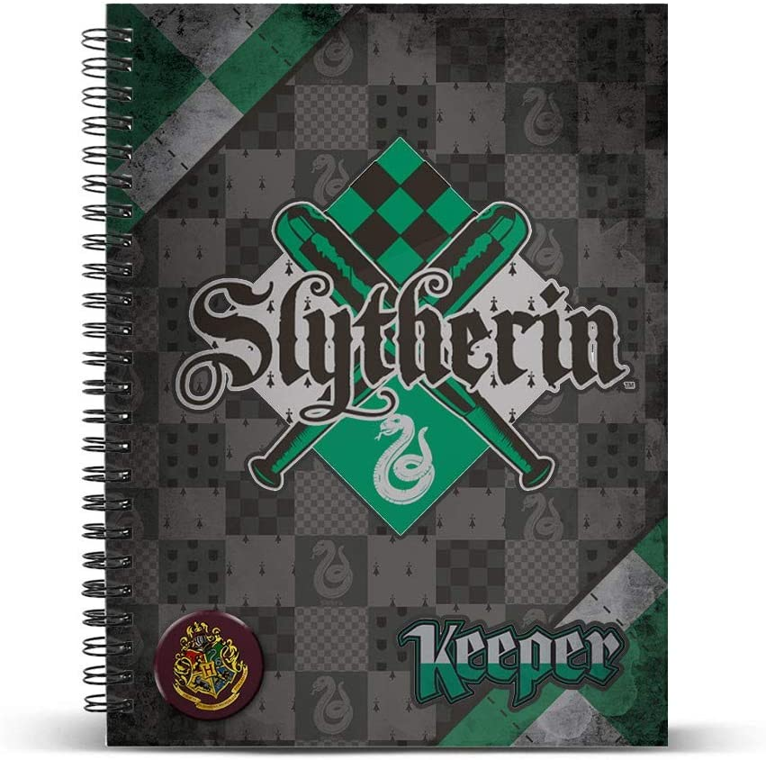 Karactermania KM-38224 HARRY POTTER Multicolor Libretas y Cuadernos