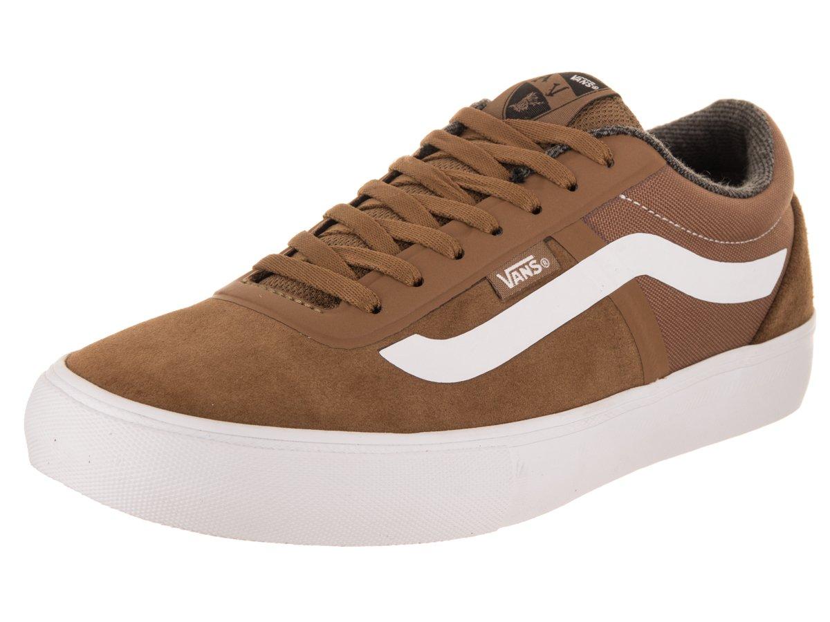 Vans Men's AV Rapidweld Pro Skate Shoe 9 D(M) US Ermine/Black