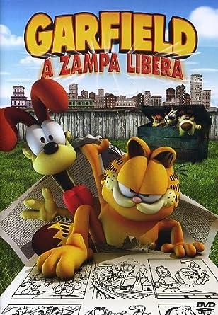 Risultati immagini per Garfield a Zampa libera