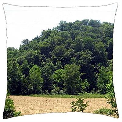 Kentucky Farmland - Throw Pillow Cover Case (16