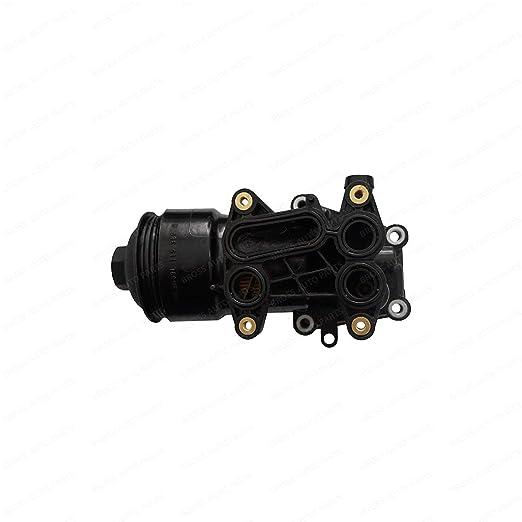 FFTH Cárter del Filtro de Aceite 03L115389H para Audi VW ...