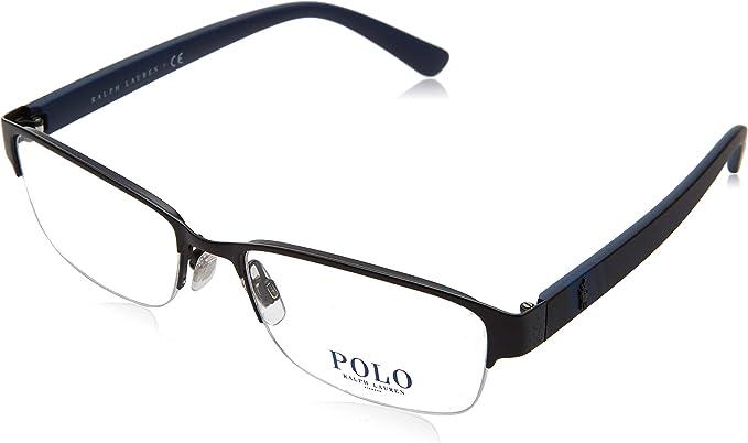 Polo Ralph Lauren 0PH1162, Monturas de Gafas para Hombre, Negro ...