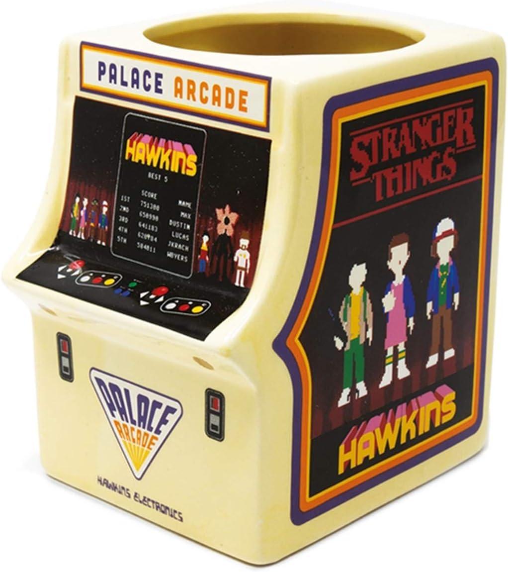 Taza Máquina Arcade Stranger Things
