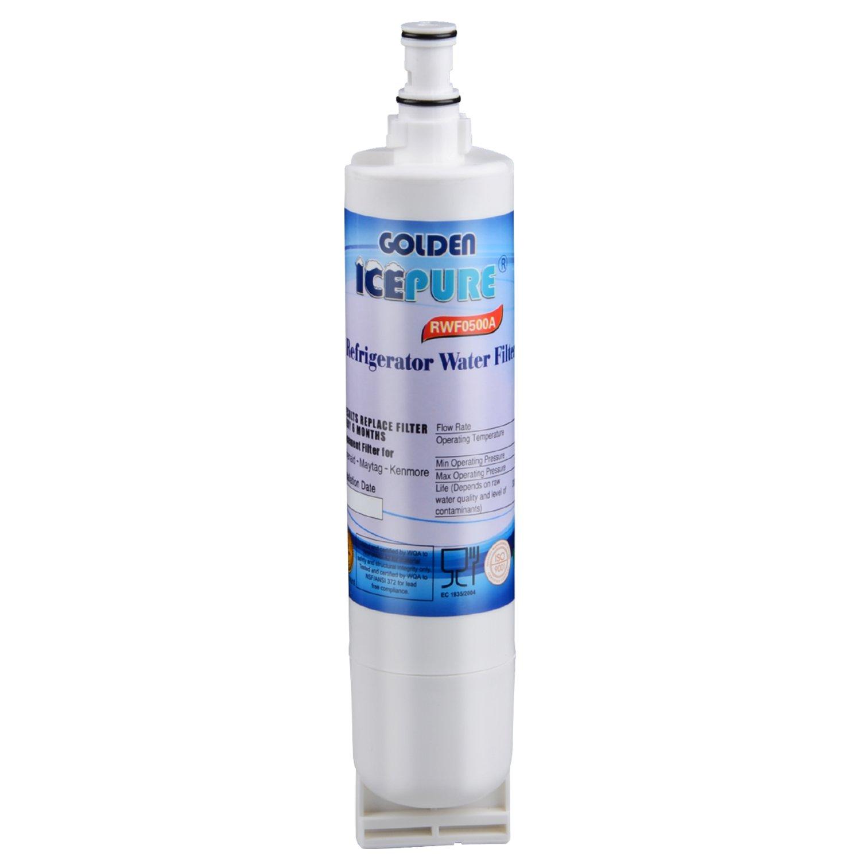 Tier1 RWF1020 Water Filter for Whirlpool Kenmore Refrigerators Maytag