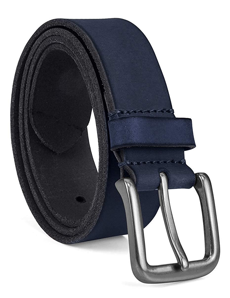 Timberland Mens Classic Leather Jean Belt