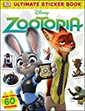 Ultimate Sticker Book: Disney Zootopia (Ultimate Sticker Books)