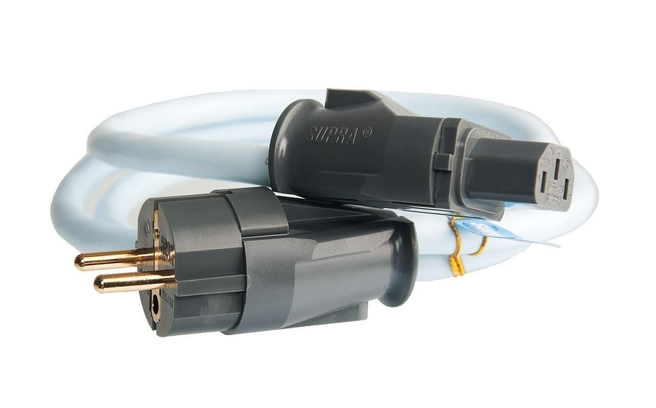 Supra cable de alimentación Cables LoRad 1.5 MKII UE 4 m: Amazon.es: Electrónica