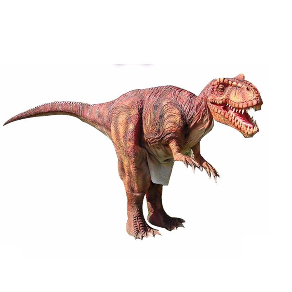 Lifesize T-Rex - Disfraz Hinchable de Dinosaurio con diseño ...