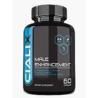 Cialix Male Enhancement Supplement - Male Enhancing Pills for Men (Dietary Supplement - 1 Month Supply)