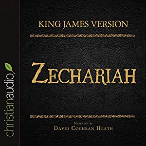 Holy Bible in Audio - King James Version: Zechariah Audiobook