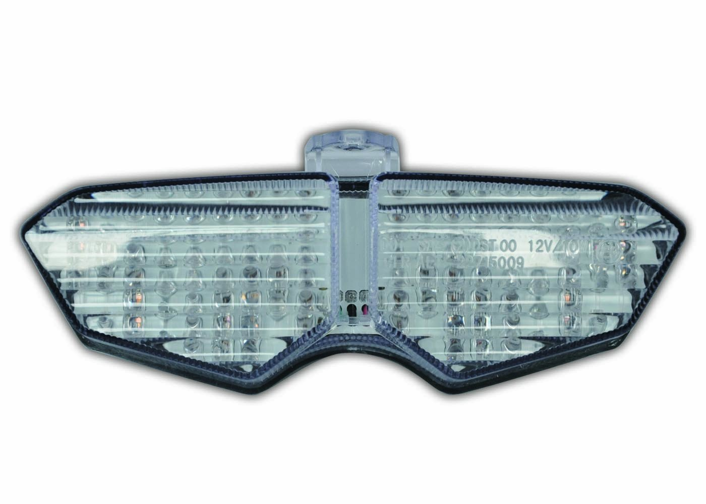 Clear Sequential LED Tail Light TZY-110-SQL Top Zone