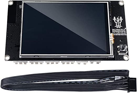 Leepesx BIGTREETECH TFT35 V2.0 Intelligent Controller Display 3.5 Inch Touching Screen for SKR V1.3 MKS Gen V1.4 3D Printer Parts
