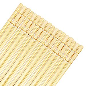 Homework2 1200-Piece Ornate Wood Toothpicks Set, 2.5-Inch