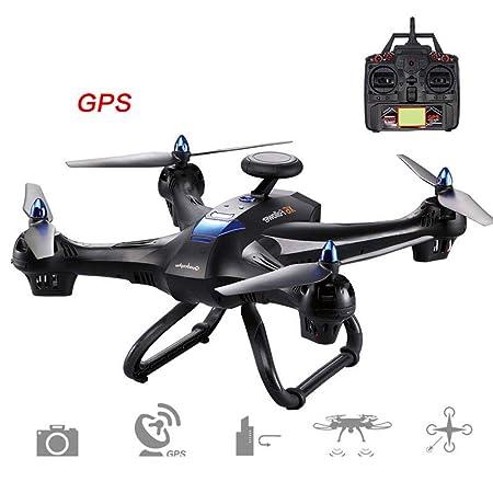 JohnnyLuLu X183 FPV GPS RC Drone con cámara 720P HD, 5G WiFi en ...