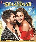 Shaandaar - 2015 Bollywood Movie Region Free Blu-Ray / Subtitles / Shahid Kapoor / Alia Bhatt / English Subtitles