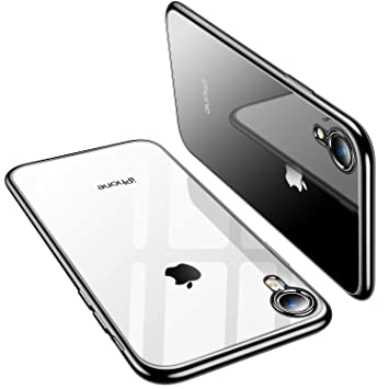 Amazon.com: TORRAS - Carcasa para iPhone XR (ultrafina ...