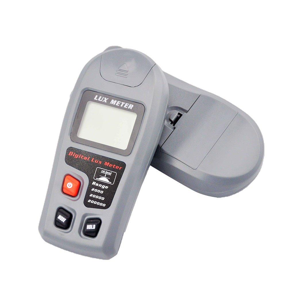 grau SM SunniMix LCD Digital Luxmeter Photometer Luminometer