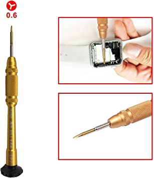 0.6 Tri Point Screwdriver Repair Triwing Tool Y000 For Apple iPhone 7 /& 7 Plus