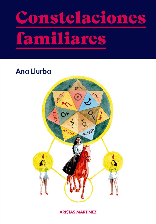 Constelaciones familiares, de Ana Llurba, remio Celsius a la mejor novela de fantasía, ciencia ficción o terror de la Semana Negra de Gijón