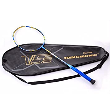 TJ Marco de raqueta de bádminton al aire libre Todo tipo de ataque de raqueta de