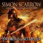 Sword and Scimitar Hörbuch von Simon Scarrow Gesprochen von: Jonathan Keeble
