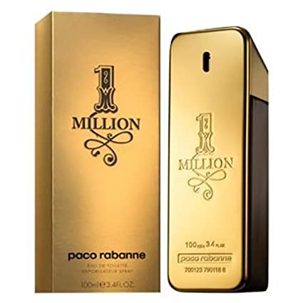 PERFUME PARA HOMBRE PACO RABANNE ONE MILLION 1 POUR HOMME 200 ML 6,7 OZ 200ML EDT EAU DE TOILETTE SPRAY ORIGINAL: Amazon.es: Electrónica