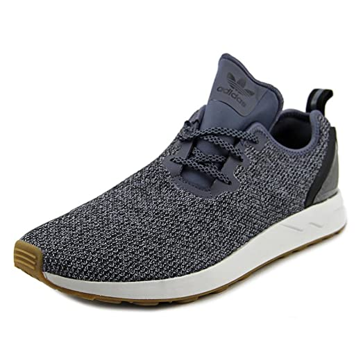 f4fb1a688 ... best price adidas mens originals zx flux adv asym shoes grey black white  8 fb7f9 8cb68