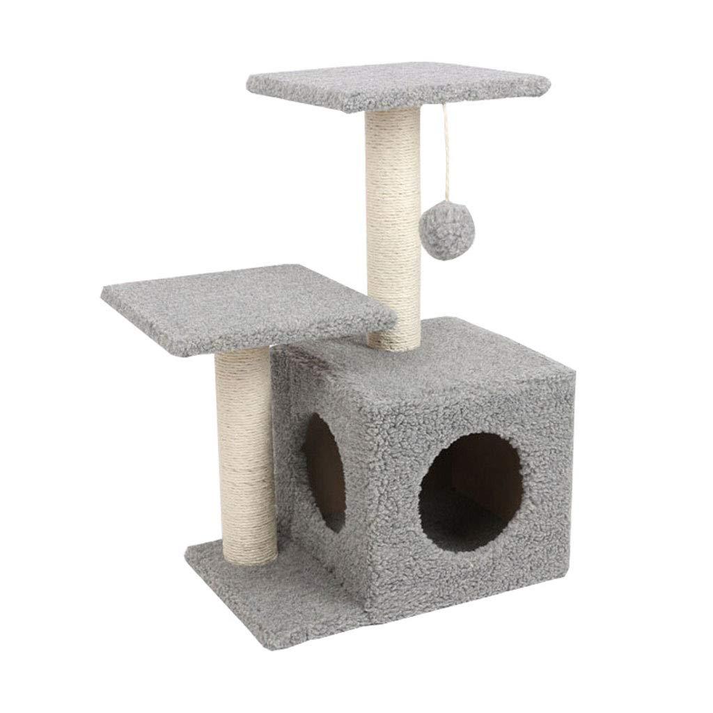 Yingui Cat Climbing Cat Litter Cat Tree Gatto Scratch Board Cat Toy Pet Cat Toy