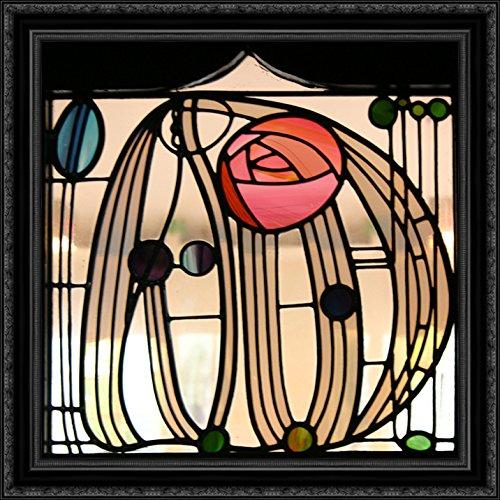 Rennie Mackintosh Window - 3