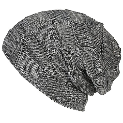 Caliente Hip Gorra Ssuave Pop Punto de Xianshu Estiramiento Flexible Sombrero Hellgrau Esquí de Gorro Unisex Hat q15w5I6