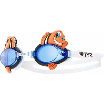 TYR Character HappyFish Swim Goggles
