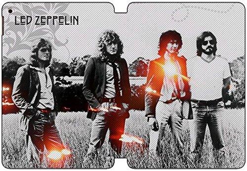 premium wallet folio folding case for ipad air 2 case led zeppelin best gift choice for - Led Zeppelin Christmas