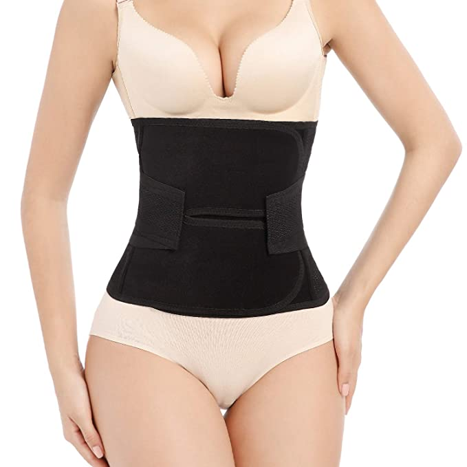 3265e27b4d2 Postpartum Belly Wrap Post Partum Girdle for Women Support Body Shaper C  Section Recovery Belt Band