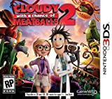 Cloudy Chance Meatballs 2 3DS - Nintendo 3DS by Game Mill