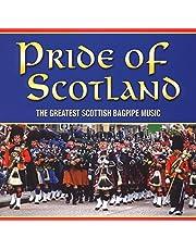 Pride of Scotland: the Great Scottish Bagpipe Music