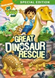 DVD : Go Diego Go! - The Great Dinosaur Rescue