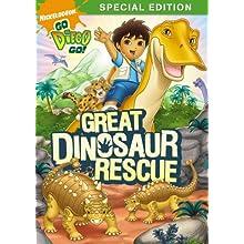 Go Diego Go! - The Great Dinosaur Rescue (2009)