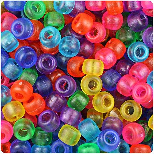 Mixed Pony Beads - 8
