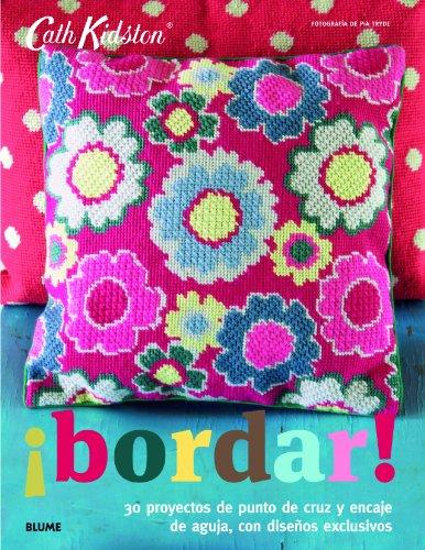 tos de punto de cruz y encaje de aguja, con diseños exclusivos (Cath Kidston) (Spanish Edition) ()