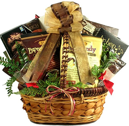 Gift Basket Village Love You A Latte Gourmet Coffee Lovers Gift Basket