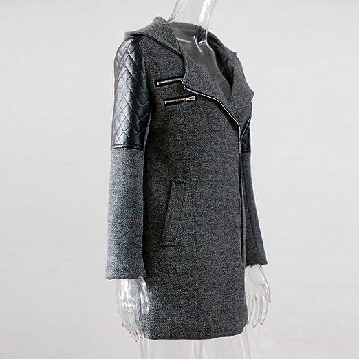 Amazon.com: Sunward Womens Winter Warm Slim Zipper Hooded Coat Jacket Thick Parka Overcoat Outwear Hooded Coats (S, Black): Pet Supplies