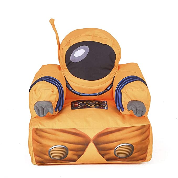 Amazon.com: Qddan2019 - Puf para niños con diseño de ...
