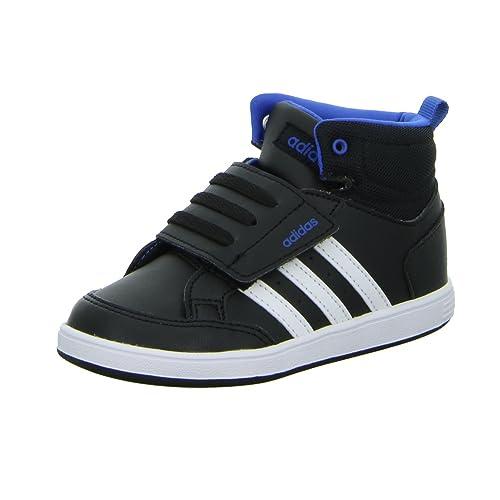 Adidas Hoops CMF Mid INF, Zapatos de recién Nacido Unisex bebé ...