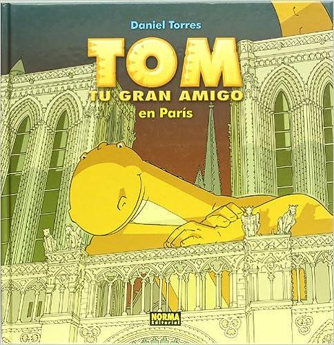 TOM EN PARÍS (DANIEL TORRES)